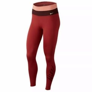 NIKE Power Hyper Tight Fit 7/8  Training Pant